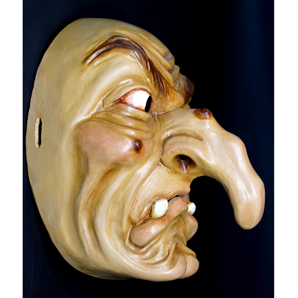 Fasnet Witch Second Face