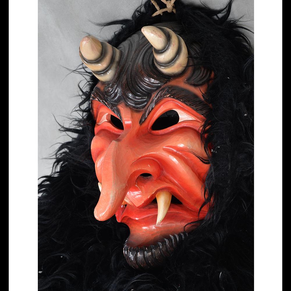 Fasnet Devil Second Face