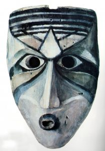 masks in history second face
